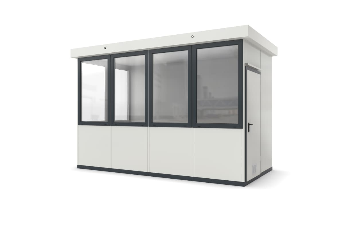 W-room system outdoor