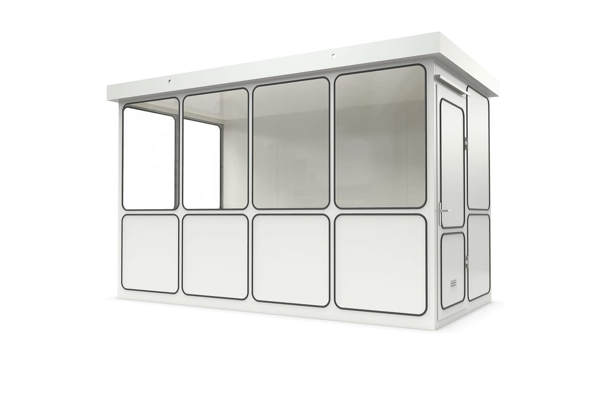 R-room system for outdoor installation